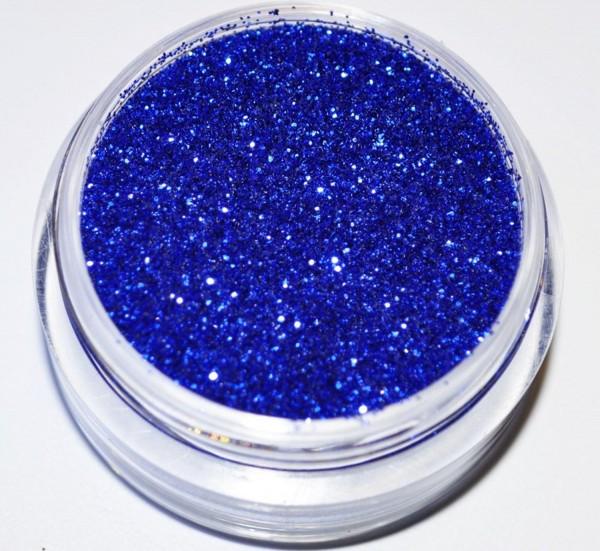 Glitter dunkel blau XXL Studio Größe