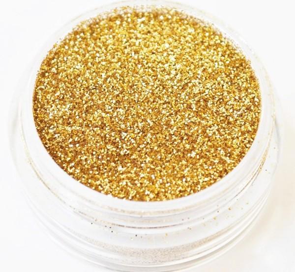 Glitter hell gold XXL Studio Größe