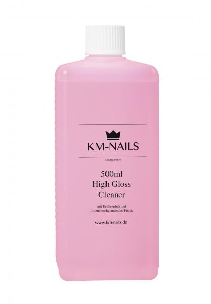 500ml High Gloss Cleaner mit Erdbeerduft