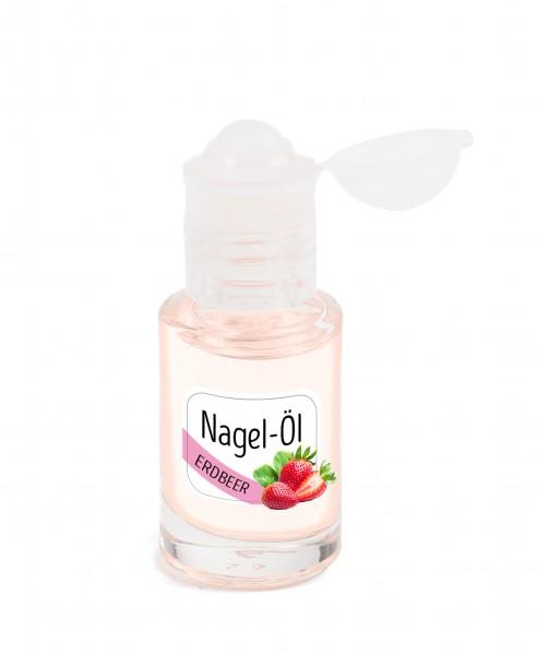 Erdbeer Nagelöl im iroll System 6ml