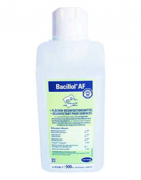 Flächen schnell Desinfektionsmittel Bacillol AF 500ml