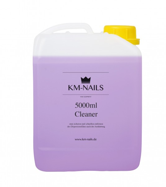 5000 ml Cleaner lila inkl. Ausgießer