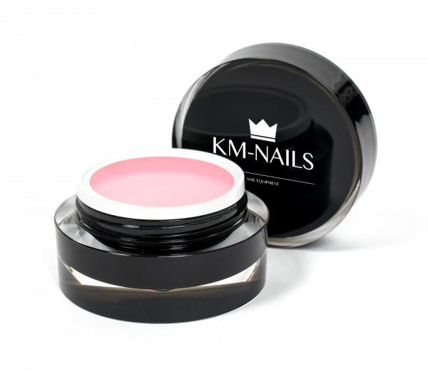 15ml Fiberglasgel in rosa milchig