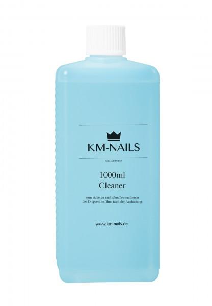 1000 ml Cleaner blau