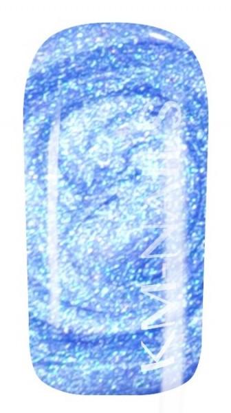 5ml Colorgel #84 metallic blau High Line Gel