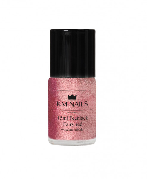 Feenlack 15ml fairy red