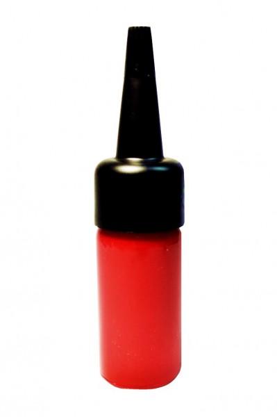 15ml Nailartfarbe rot für Pinselmalerei