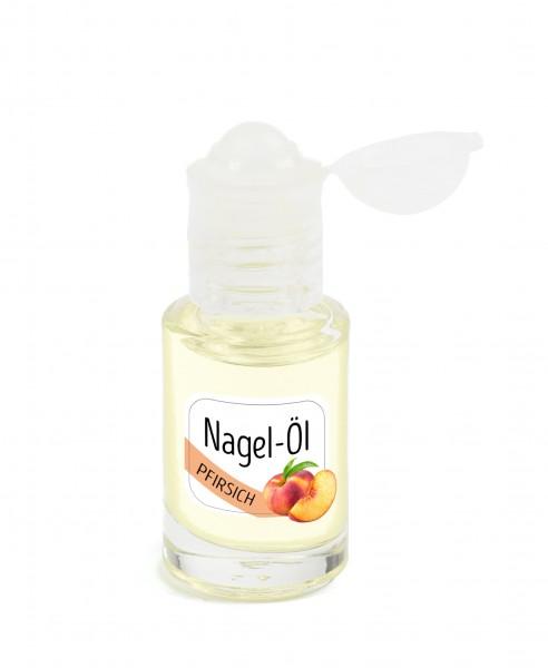 Pfirsich Nagelöl im iroll System 6ml