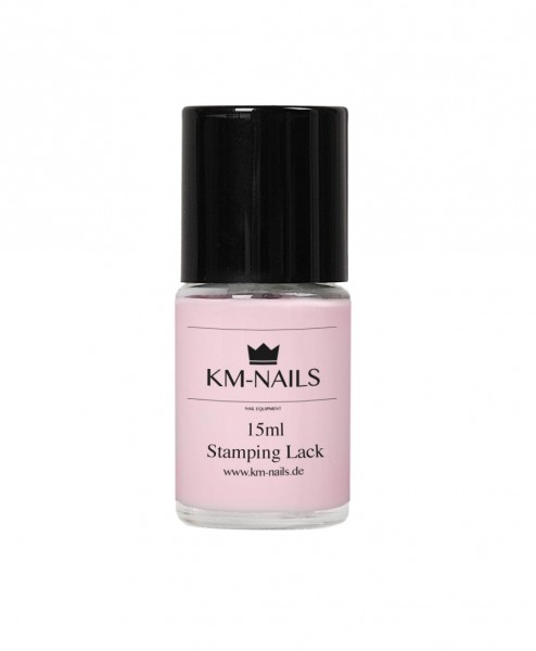 15ml Stamping Lack rosa