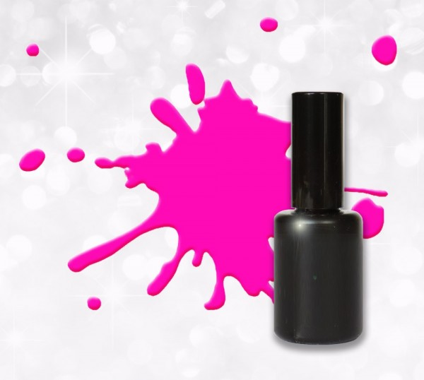 15ml UV Polish Gel neon pink