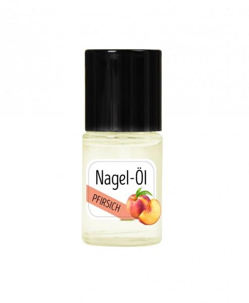 15ml Nagelöl mit Pfirsich Duft