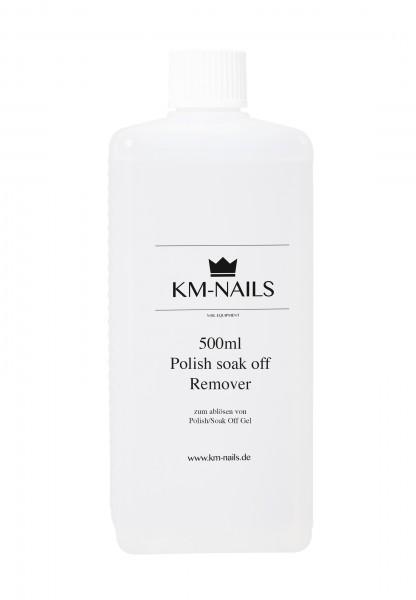 500ml UV Polish soak off remover (löser)