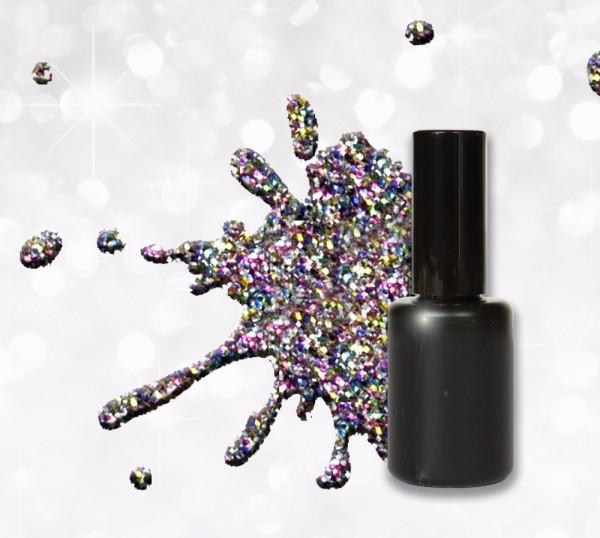 15ml UV Polish Gel multi Glitter