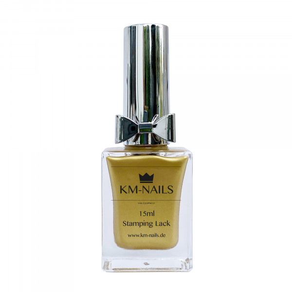 15ml Stamping Lack gold