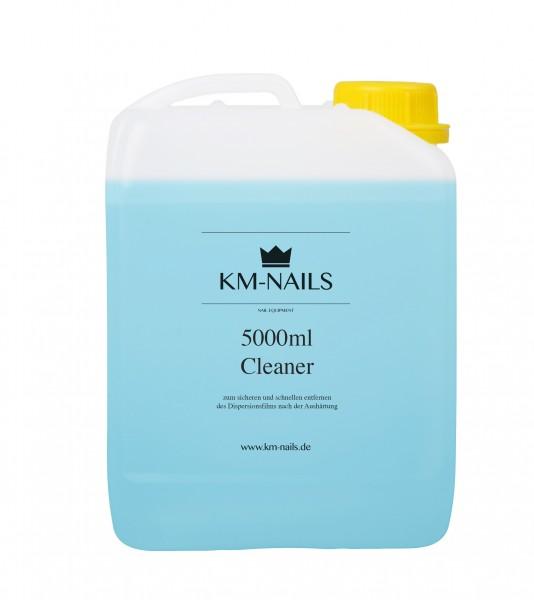5000 ml Cleaner blau inkl. Ausgießer
