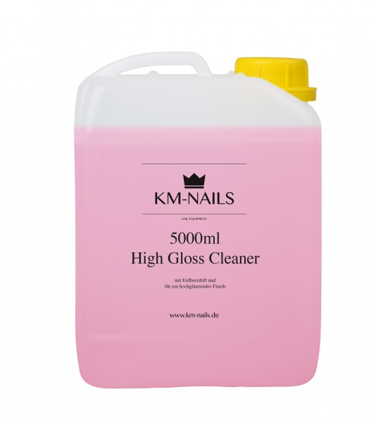 5000ml High Gloss Cleaner Erdbeer