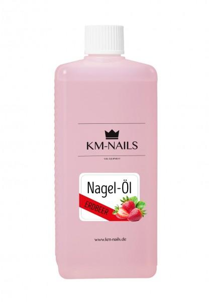 500ml Nagelöl Erdbeere super Duft und Pflege