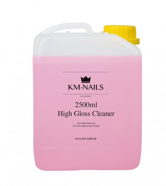 2500ml High Gloss Cleaner Erdbeer inkl.Ausgießer