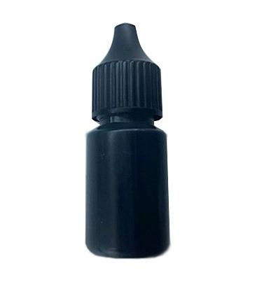 10ml Nailartfarbe schwarz für Pinselmalerei