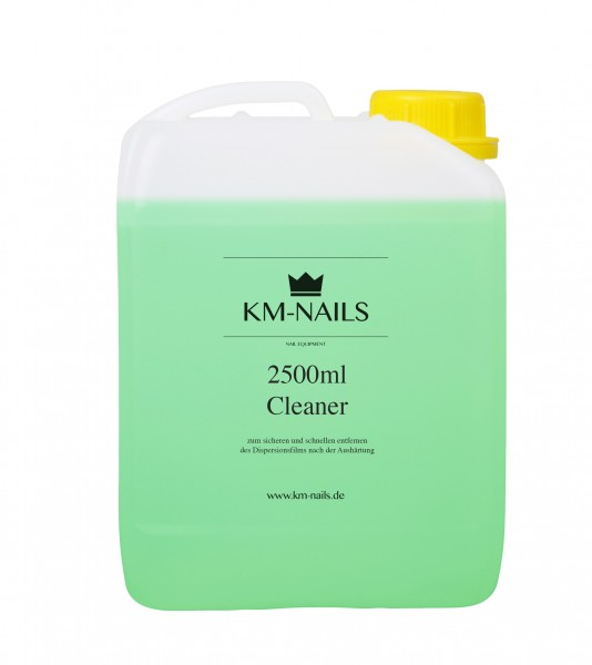 2500 ml Cleaner grün