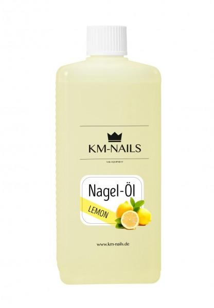 500ml Nagelöl Lemon super Duft und Pflege